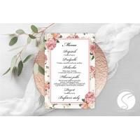 Svadobné menu - SM078
