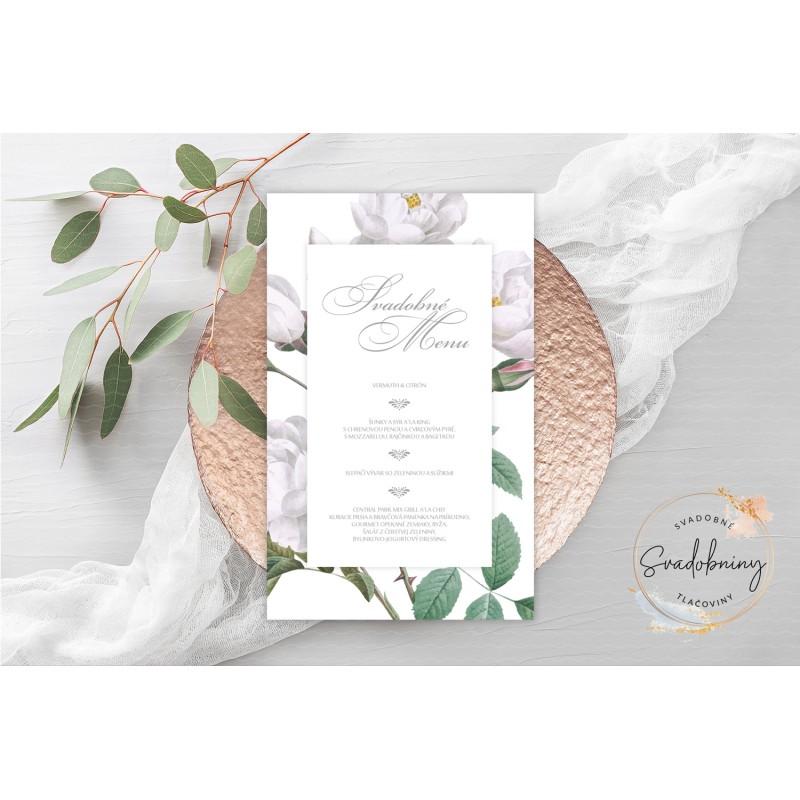 Svadobné menu - SM103