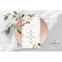 Svadobné menu - SM104