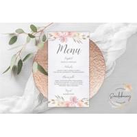 Svadobné menu - SM106